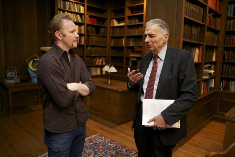 Morgan Spurlock & Ralph Nader